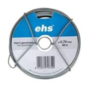 EHS 7643 K7 – Fil de fer galvanisé avec Disp 1,2 mmx50 m EHS