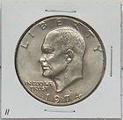 1974 D Eisenhower IKE Dollar by US Mint