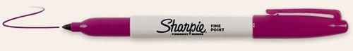 confezione-da-3-colore-rosso-bacca-sharpie-point-fine-pen-pennarello-indelebile
