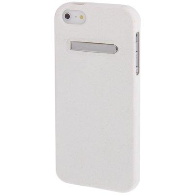 Coque Iphone 5/5s en blanc avec fonction support.-Original seulement de thesmartguard