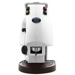 – MACCHINA DA CAFFE' FROG REVOLUTION BIANCA NO VAPOR CIALDE CARTE 44 MM prezzo