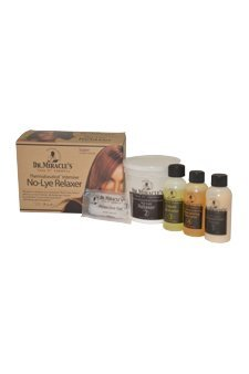 Dr. Miracles Relaxer No-Lye Super Kit by Dr Miracle - Relaxer Kit Super