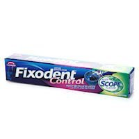 2x Fixodent Denture Adhesive Cream Plus Scope, Adhesive With Control - aus den USA