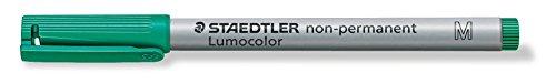 Staedtler 315-5 Permanent-Marker 400, Keilspitze, 4er Etui (Malen Corp)