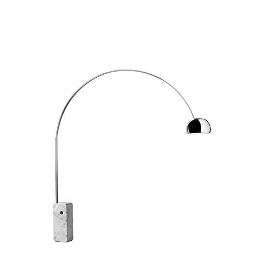Flos Arco LED Lampe de Terre f0303000Achille Castiglioni fabriqué en Italie