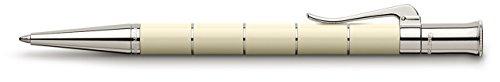 Graf von Faber-Castell Drehkugelschreiber Classic Anello Elfenbein, weiß