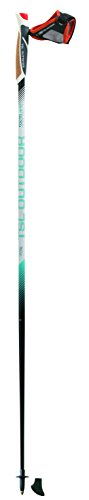 TSL bâton de randonnée Tactil C70 standard 120 pour homme, Blanc, M
