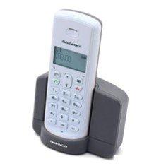 Daewoo Electronics - Telefono inalambrico dect Daewoo dtd-1350 Gris