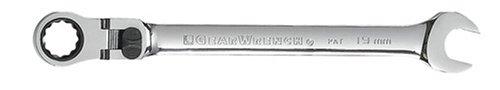 Clé à cliquet à gw9919 Flex Clé à pipe, 19 mm