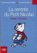 [(La Rentree Du Petit Nicolas)] [By (author) Rene Goscinny ] published on (September, 2008)