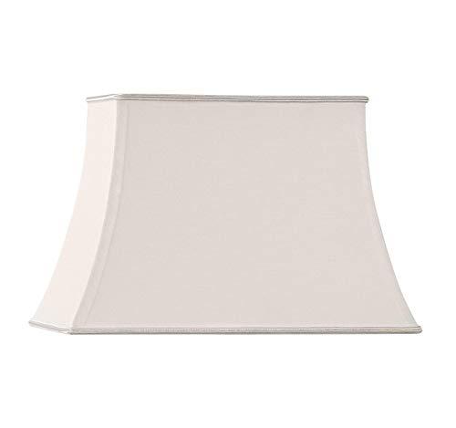 Lampenschirm in Form einer Pagode, rechteckig, Ø 45 x 32/29 x 21/32 29 Formen