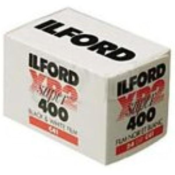 Ilford 400 Xp2 Super Film Kamera