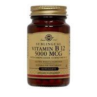 Solgar Vitamin B12 5000 mcg Nuggets