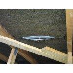 Easyvent Belüftungslösung für Dachböden, zur Feuchtigkeitsregulierung, Eigenmontage, 10Stück