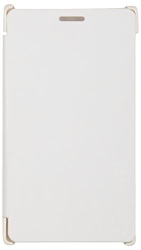 iCandy™ Synthetic Leather Flip Cover For Nokia Lumia 925 - WHITE  available at amazon for Rs.170