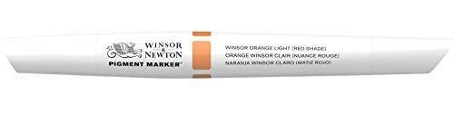 Winsor & Newton Pigment Marker, Orange Light (Red Shade) by Winsor & Newton