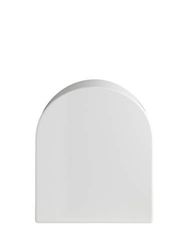 GALA E53517010 Urea Toilettendeckel und WC-Sitz, Weiß