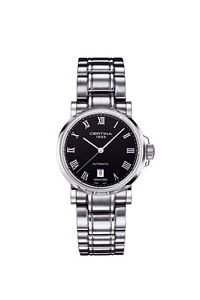 Certina Ladies'Watch XS Analogue Automatic C017,207,11,053,00 Stainless Steel