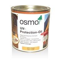 Osmo 425D UV-Schutzöl mit Wirkstoffen, 2,5 l, Eiche