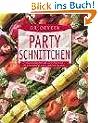 Party Schnittchen: Schwarzbrottaler, Fischerschnittchen, Schinkenschnittchen, Avocadobrote...