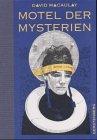 Buchseite und Rezensionen zu 'Motel der Mysterien' von David Macaulay