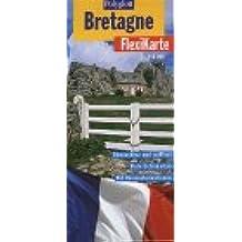 Polyglott FlexiKarten, Bretagne