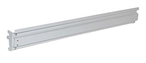 Treston 859154-49 Aufhängeleiste, Geeignet für Modul M1500, 50 kg Tragfähigkeit, 1493 mm Breite x 100 mm Länge
