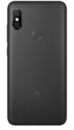 Redmi Note 6 Pro (Black, 64 GB) (4 GB RAM) (Black)