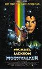 Moonwalker [VHS]