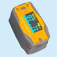 Kinder Fingerpulsoximeter MD300C52 mit OLED-Anzeige *Bär