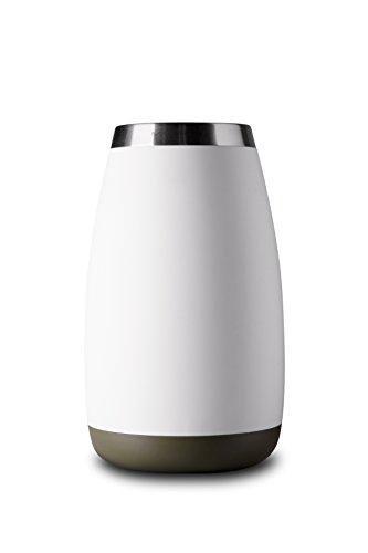 Mandahorn Aktiv-Flaschenkühler / Weinkühler Celsius Cream White Matt (Olive Green)