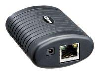 JOUJYE EZ NAS JJ-1B2 Adapter schwarz USB/RJ45 LAN 10/100Mbps