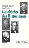 Geschichte des Historismus: Eine Einführung