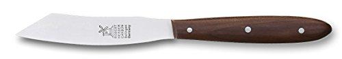Windmühlenmesser Mini-Yatagan, 85 mm, Pflaume