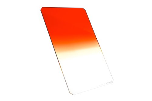 Formatt Hitech Kombinationsfilter 100x150mm Sunset Filter mit weichem Verlauf 2/ND0.9 mit hartem Verlauf
