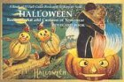 Art and Customs of Yesteryear Postcard Book (Halloween Ephemera)