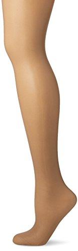 Fiore Damen Strumpfhose Shapestrumpfhose Fit-Control Bodycare, 20 Den, Braun (Light Natural 086), Medium (Herstellergröße:3) (Spanx-control Strumpfhose Top)