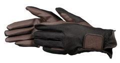 Pfiff 101600 Damen Reithandschuhe, Damenhandschuhe Handschuhe, Braun XS