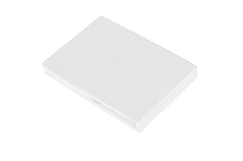 Spannbetttuch 180-200x200 cm weiß