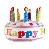 Out-of-the-blue-Happy-Birthday-Torta-Gonfiabile-Colore-Bianco-16x13x25-cm-914137