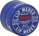 Blistex Lip .25-Ounce Medex, (Pack of 3)