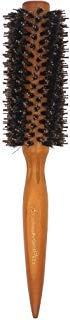 Volume Up FaQiLi(854) Round Tip Hair BrushBoar Bristle Round Hair BrushWood Brush For HairAnti Static Hair BrushRound Hair Brush For Blow DryingNylon And Boar Bristle Hair BrushChristmas