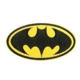 Batman Dark Knight DC Comics Movie Bat Logo Applique Embroidered Iron on Patch by T.W. Shop