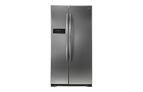 LG GC-B207GSQV Side by Side Refrigerators Noble Steel