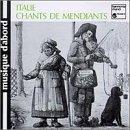 Chants de mendiants ( Italie ) [Import anglais]