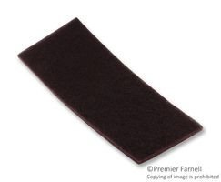 Abrasive Pads (Pack of 10) by 3M