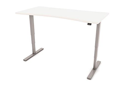 poste-electrique-desk-cadre-en-argent-et-en-forme-de-ergonomique-desk-top-en-noir-ou-en-blanc-a-part