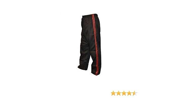 Extiff Pantalon Full Contact Boxe Kick Boxing Sport de Combat 100/% Coton