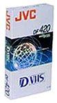 JVC DF-420AU D-VHS Kassette (420min) -