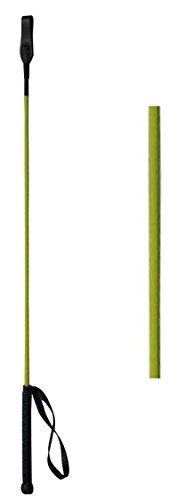 Reitgerte Springgerte Dressurgerte gelb 75 cm ARBO-INOX